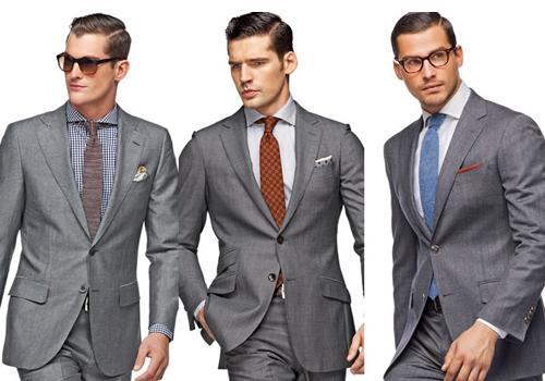 ست پیراهن و کراوات مردانه و ترکیب رنگ آنها