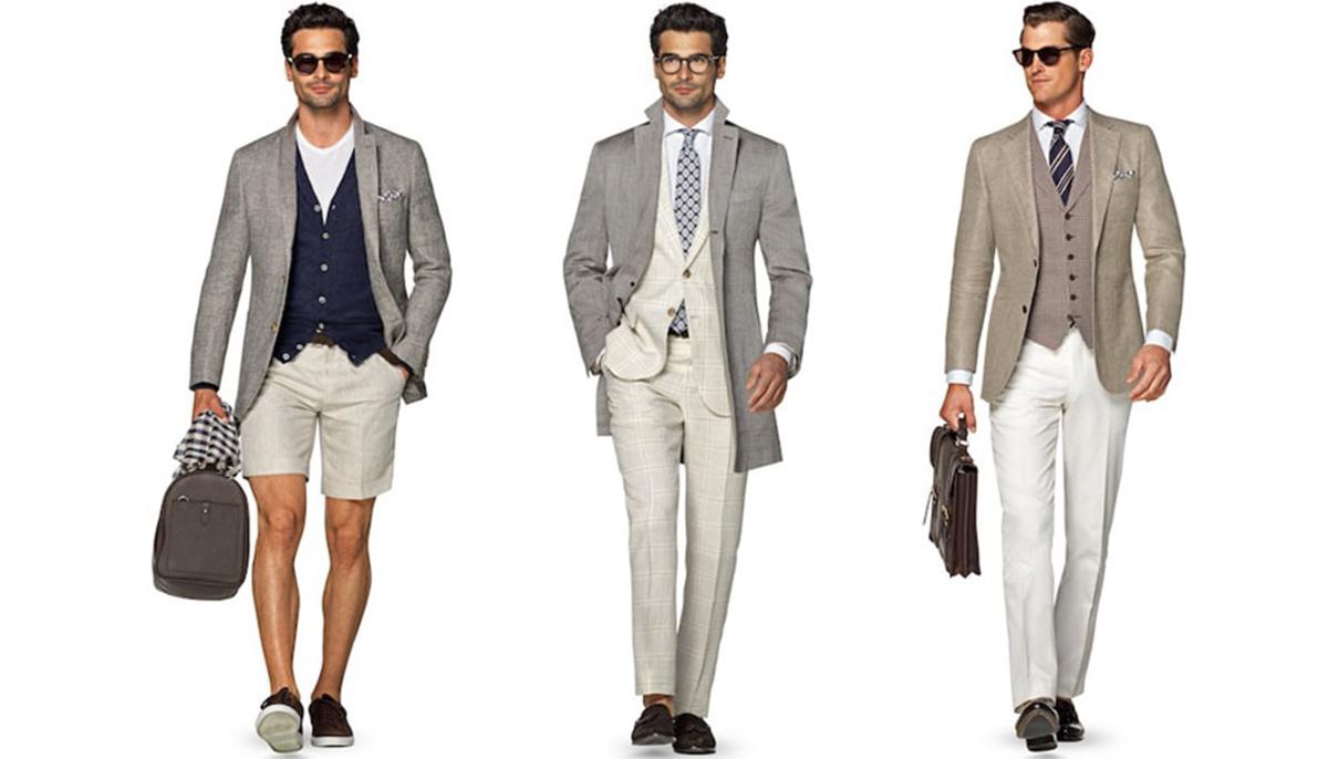 8 مورد از انواع کت تک مردانه که باید داشته باشید