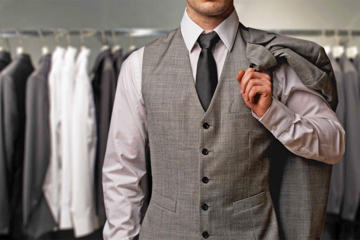 اصول خرید کت و شلوار مردانه که باید بدانید