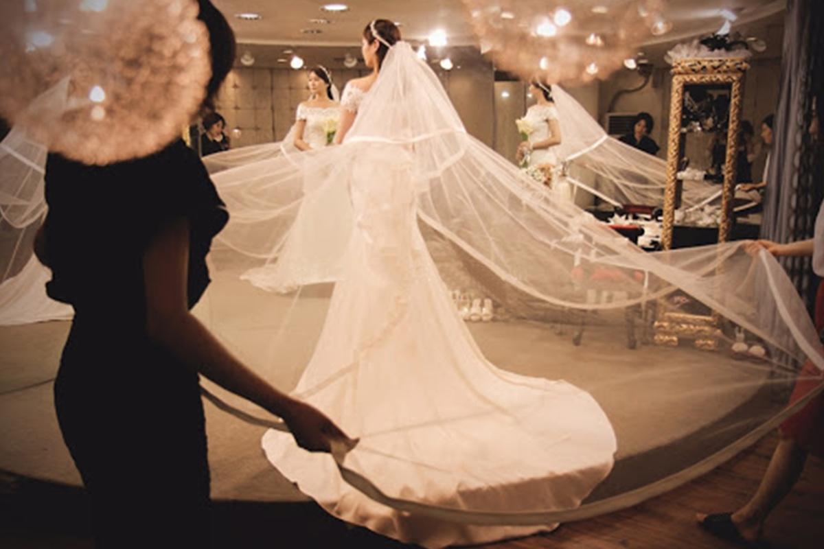 معرفی 7 مدل تور عروس