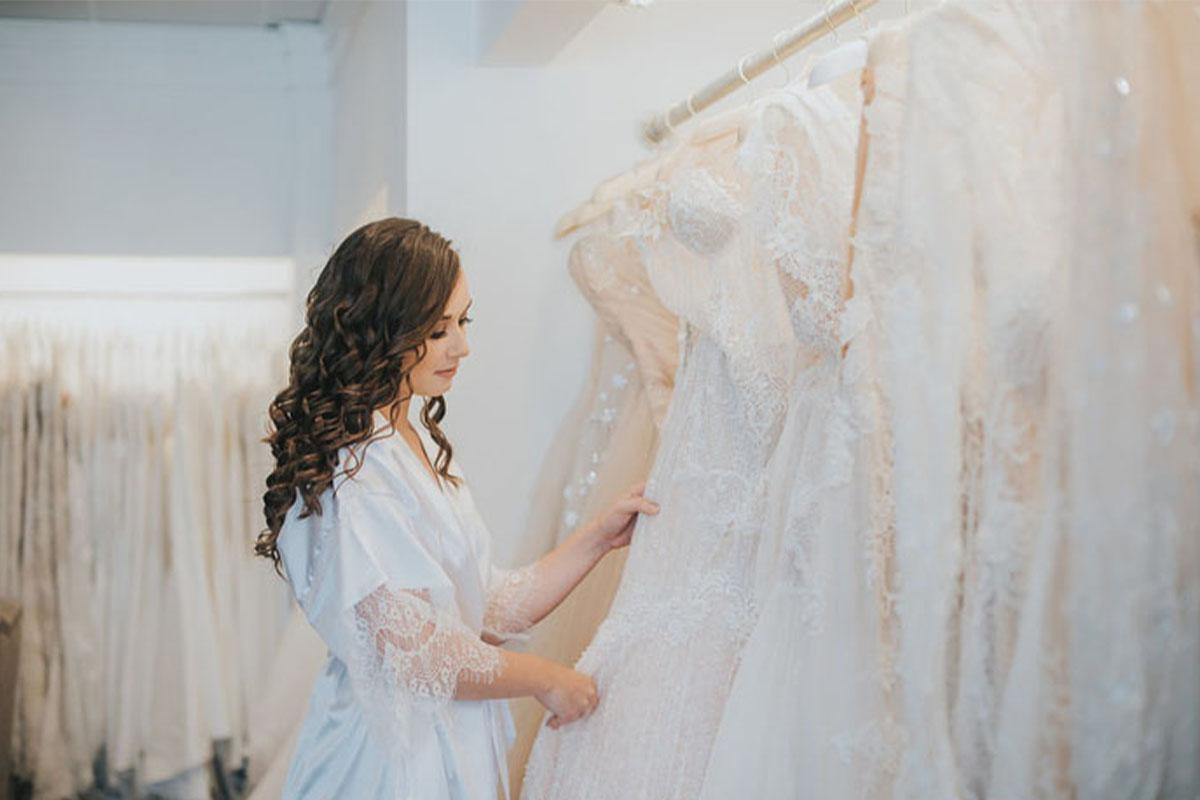 7 مدل لباس عروس را بشناسید