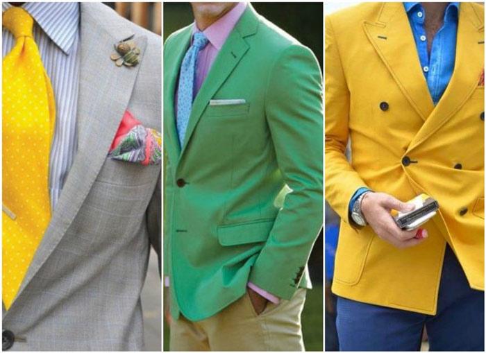 چرخه رنگ در لباس