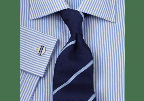 ست کراوات با پیراهن طرح دار