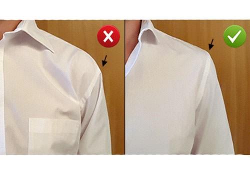 اندازه لباس مناسب برای مردان لاغر