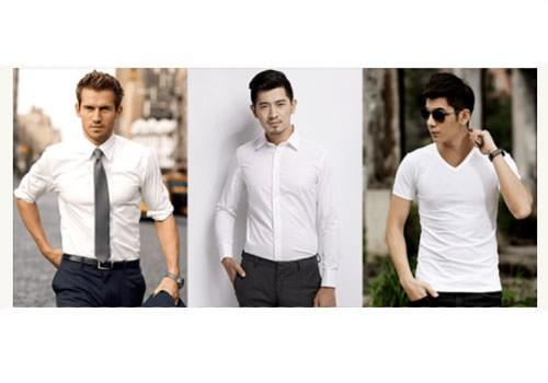 رنگ لباس مناسب مردان چاق