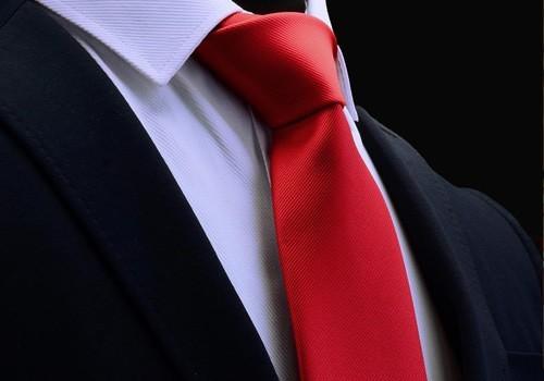 کراوات ساده و رنگی