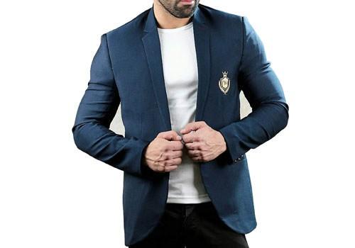 رنگ تیشرت با کت تک