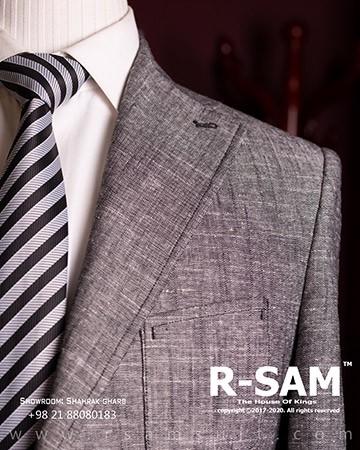 کت تک اسپرت یقه انگلیسی دو دکمه مدل جیب از رو با پارچه لینن پنبه 1 - سرای پادشاهان آرسام