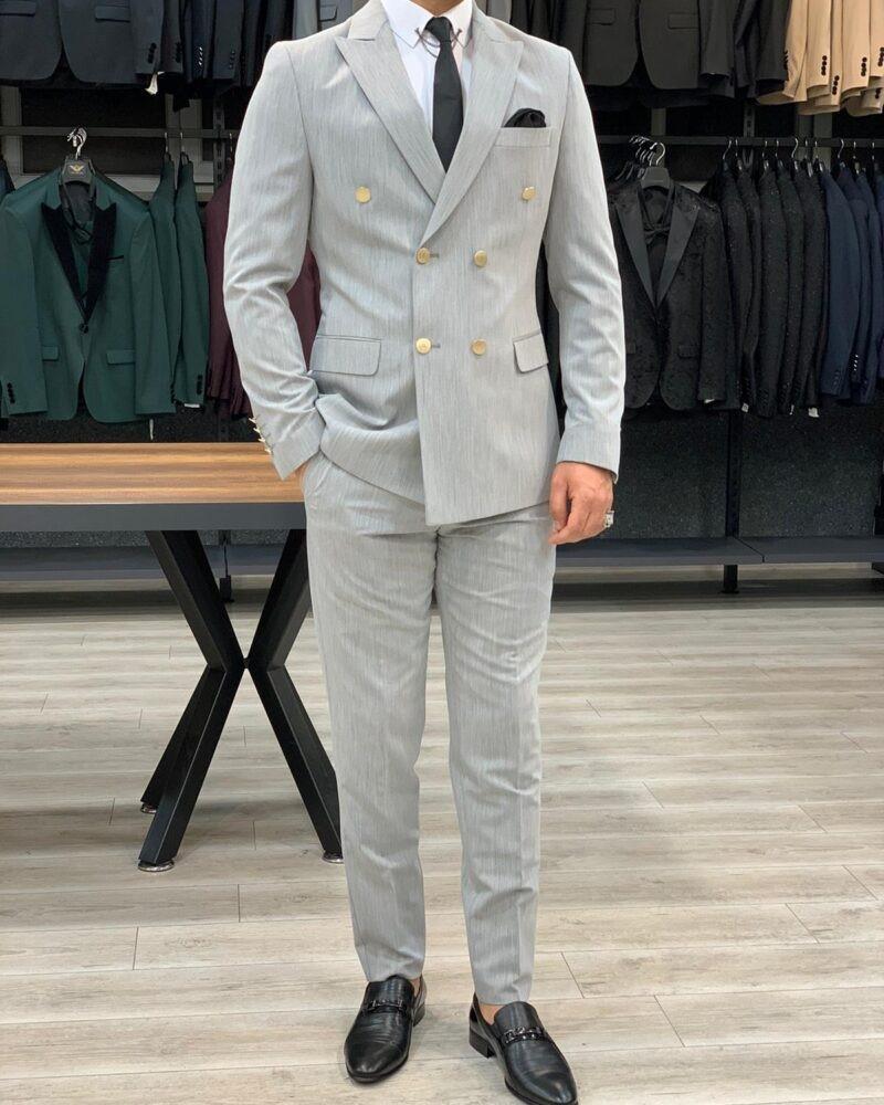 طرح و رنگ کت شلوار مردانه مجلسی