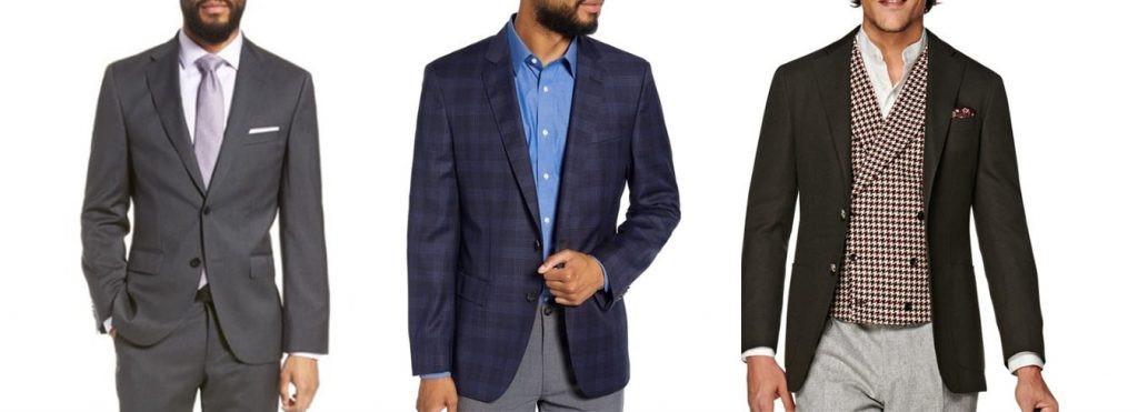 لباس مردانه کت و شلوار