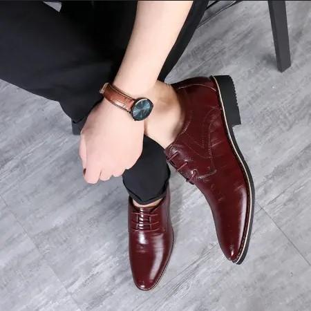 تأثیر کفش در لباس مردانه